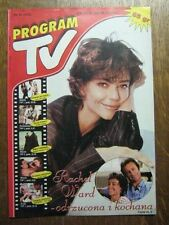 PROGRAM TV 43 (24/1/97) RACHEL WARD JAMES BOND MOORE
