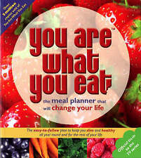 You Are What You Eat: The Meal Planner That Will Cha..., Carina Norris Paperback