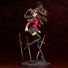 Fate Stay Night Archer Rin Tohsaka Blade Works Sexy Girl PVC Figure Statue Model