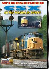 CSX on the Magnolia Cutoff DVD NEW Highball West Virginia Hancock to Paw Paw