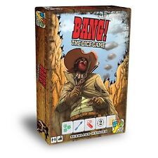 Bang The Dice Game Family Party Card Game From Davinci Games DVG 9105