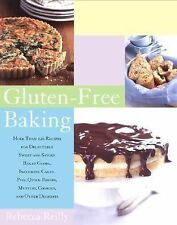 Gluten-Free Baking: More Than 125 Recipes for Delectable Sweet and Sav-ExLibrary
