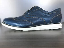 New Cole Haan ORIGINAL GRAND LUNARGRAND WINGTIP Oxford Shoes size 11 $230