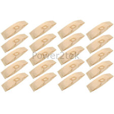 20 x ZR80 Dust Bags for Quigg NTS1000 Vacuum Cleaner