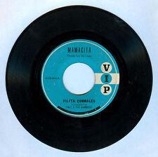 Philippines PILITA CORRALES Mamacita OPM 45 rpm Record