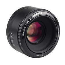 Lens Canon Camera lens 50mm F1.8 for Canon 1DX 6D 7D Mark II T3 T3i T5 T5i APS-C