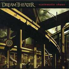 Systematic Chaos - Dream Theater CD ROADRUNNER PRODUCTIONS
