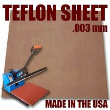 *3 Pack Teflon Sheet For 16x20 Heat Press Transfer Sheet SUPER SALE LIMITED TIME