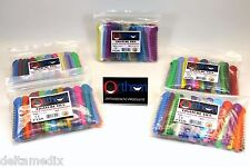Dental Elastic Orthodontic Ligature Ties Bands Multi Assorted Color Lot SALE USA