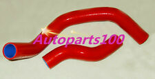 Silicone Radiator Hose kits for NISSAN silvia S13 S14 S15 SR20DET SR20 RED