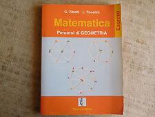 Matematica Esercizi Percorsi di geometria - G. Zibetti L. Tonolini - Ed. Minerva