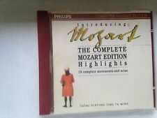 Introducing the complete Mozart Edition