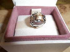 Genuine Authentic Pandora Silver & 14ct Gold Large Stars Charm 790871 - RRP £249