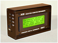 DBX1 NIST Traceable Barometer Pro Series v3.80 Precision Digital Barograph