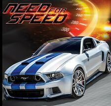 Maisto 1:24 Need For Speed Ford Mustang Diecast Model Racing Car Toy New In Box