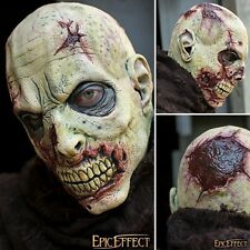 High Quality Latex Undead Scarface Mask. Perfect For Costume, Stage & LARP
