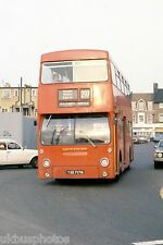 London Transport DMS(1)717 Neasden 1980 Bus Photo