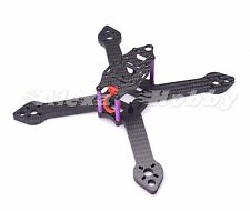 X5 210 mm Carbon Fiber Quadcopter Frame 5mm bottom 2mm top Better than QAV210
