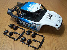 Axial 1/10 YETI Rock Racer Factory Painted Body Shell with Roll Cage & Interior