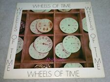 Wheels Of Time LP Ananta Special Advance Copy Govinda 1978 Jazz Fusion Prog Rock