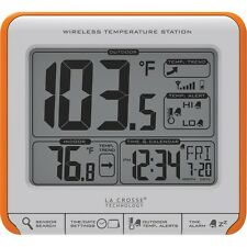 LA CROSSE TECHNOLOGY 308-179OR Wireless Weather Station with Temperature alerts
