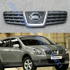 FRONT UPPER GRILLE Front Bumper Radiator grille for Nissan Qashqai 2007-2009