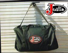 Borsa attrezzatura borsone viaggio nylon Justin Equine arena bag