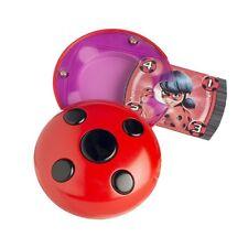 Prodigiosa Las Aventuras de Ladybug de TV Intercomunicador Secreto Juguete Niña