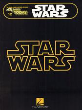 Star Wars (R) Songbook Noten für Keyboard sehr leicht