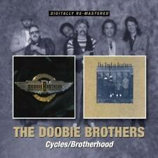 The Doobie Brothers- Cycles/Brotherhood  2CD  Remaster