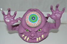 Vintage 1984 Ghostbusters Purple Bug Eye Ghost Monster Figure Columbia Pictures