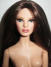 NUDE Barbie Basics Doll Model No 14 Collection 002 Model Muse Louboutin for OOAK