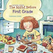 The Night Before First Grade (Reading Railroad Books)