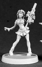 Anime Heroine Candy Miniature by Reaper Miniatures RPR 50024