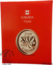 Canada Kaskade 1 Cent Coin Folder / Album