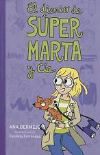 El Diario de super Marta Spanish Edition)