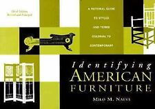 Identifying American Furniture: A Pictorial Guide to Styles and Terms, Colonial