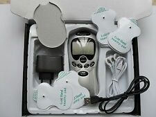 Tens Digital Therapy Massager Machine 8 Pain Relief Modes programs **UK SELLER**