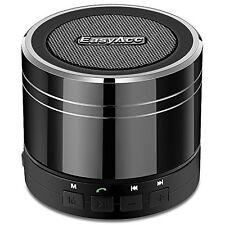 EasyAcc Mini Rechargeable Bluetooth altoparlante Speaker con microfono radio FM