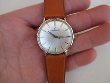 Vintage mens wrist watch ETERNA-MATIC AUTOMATIC CAL.1416 UD-DAUPHINE HANDS-1960s
