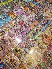 POKEMON: 10 RANDOM HOLO CARD : GUARANTEED RARE / REVERSE / MEGA / FULL / EX / GX