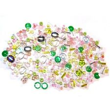 *NEW* MIXED LOOSE BEAD ASSORTMENT MULTI COLOR/STYLE - APPROX 300 PER PKG