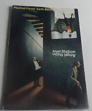 MANFRED MANNS EARTH BAND ANGEL STATION TOUR CONCERT PROGRAMME