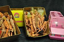 Vintage Lot of Barbie Dolls Mattel Convention Midge Mod Parts