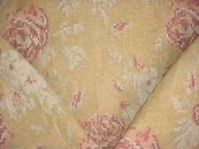 9+y KRAVET / LEE JOFA BEAUTIFUL DESERT ROSE TAPESTRY UPHOLSTERY FABRIC