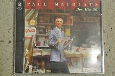 Rare Paul Mauriat Japan 2CDs Set- Best Hits 50