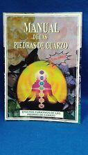 Libro MANUAL DE LAS PIEDRAS DE CUARZO  religion yoruba ifa santeria esoterica