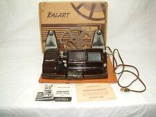 Kalart Eight MM  8mm Film Movie Editor Viewer Splicer Model EV-8 Working
