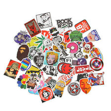 50x Street Art Stickers Decal Vinyl Skate Snow Surf Board Laptop Guitar iPhone
