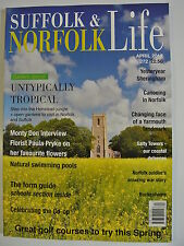 Magazine. Suffolk & Norfolk Life. No. 272. April, 2012. Canoeing in Norfolk.